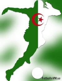 Fakta om algeriska landslaget