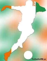 Elfenbenskustens laguppställning