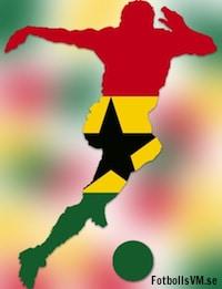 Information om Ghanas landslag