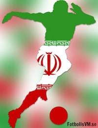 Om Irans landslag