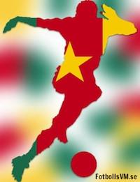 Fakta om Kameruns landslag