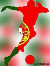Fakta om Portugals landslag