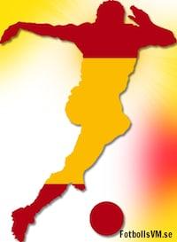 Fakta om Spaniens landslag