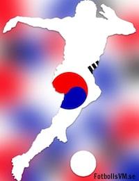 Fakta om Sydkoreas landslag