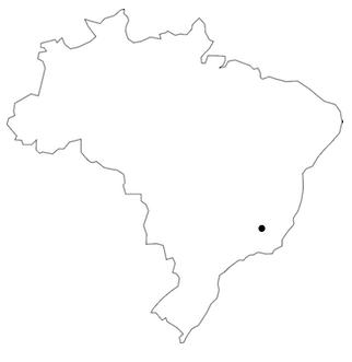 Karta Belo Horizonte