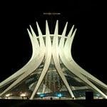 VM-staden Brasilia