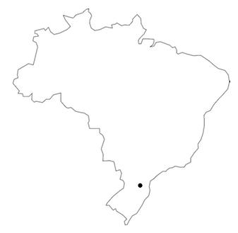Karta Curitiba