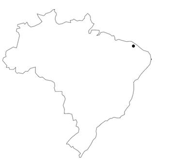 Karta Fortaleza