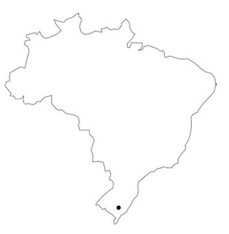Karta Porto Alegre