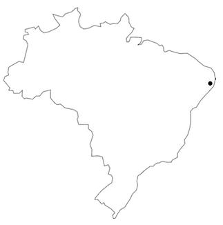 Karta Recife