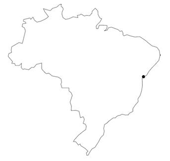 Karta Salvador