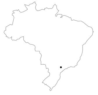 Karta Sao Paulo